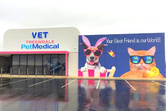 Treendale Pet Medical